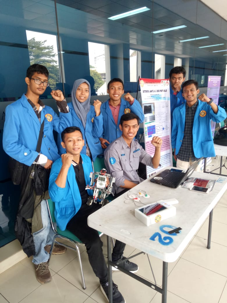 HIIMA TEKNIK ELEKTRO DI ON SEA AL AZHAR